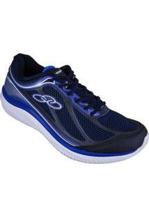 Tenis Running Azul Marinho Actual Olympikus 59209025
