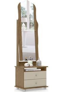 Mesa De Cabeceira Com Espelho Magic 2 Gv Demolição E Off White