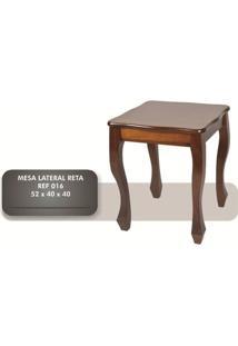 Mesa Lateral Reta - Tommy Design