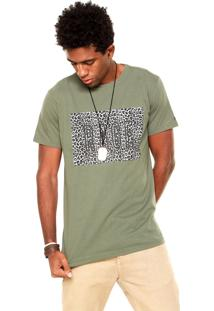 Camiseta Fiveblu Rage Verde