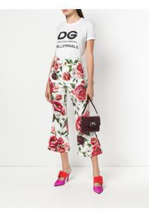 Dolce & Gabbana Bolsa Tiracolo 'Dg Millennials' - Vermelho