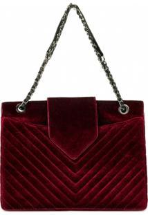 Bolsa Chain Velvet