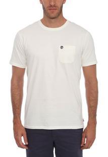 Camiseta Manga Curta Dunstan River Pocket