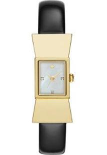 Relógio Kate Spade Carlyle Strap Feminino - Feminino-Preto