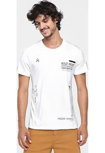 Camiseta Sommer Wild Heart - Masculino