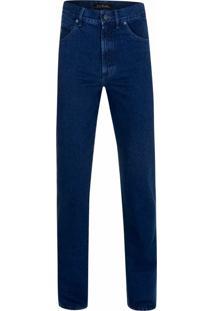 Calça Jeans Classic Line Índigo Blue