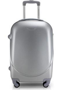 Mala Jacki Design De Viagem Select Apt17363 Prata Unico