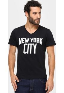 Camiseta Sérgio K. Nyc - Masculino