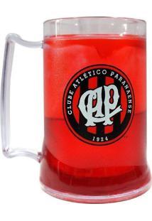 Caneca Gel Atlético Paranaense Escudo Vermelha