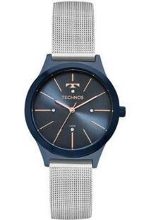 Relógio Technos 2039Bo/4A Feminino - Feminino-Azul