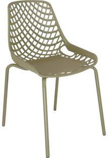 Cadeira De Cozinha Beau Design Verde