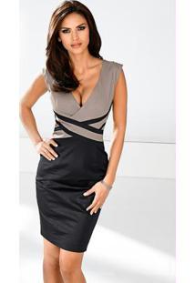 1709a6b60 Vestido Bonprix Recorte feminino | Shoelover