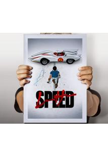 Poster Speed Racer