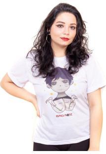 Camiseta Estampada Acme Inc Assinada Por Nanami Nem - Kanui