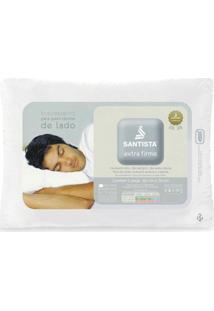 Travesseiro Santista Branco