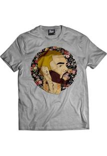 Camiseta Skull Clothing Chris Florido Masculina - Masculino