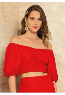 Blusa Rouge