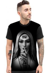 Camiseta Hunter Freira Preta