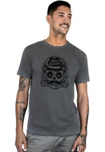 Camiseta Bleed American Mexican Chumbo