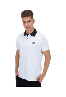 Camisa Polo Fatal Estampada 22266 - Masculina - Branco