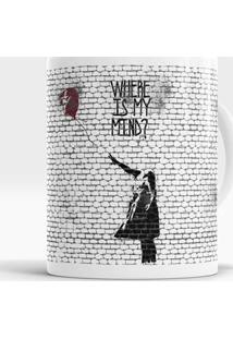 Caneca Where Is My Mind?