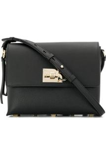 Salvatore Ferragamo Studio Cross Body Bag - Preto