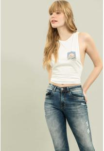 Calça Skinny Bali Duo Core Jeans - Lez A Lez