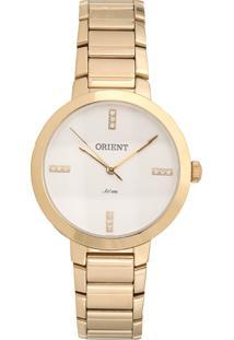 Relógio Orient Fgss0077-S1Kx Dourado