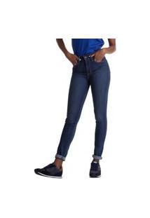 Calça Jeans Levis 721 High Rise Skinny - 70047 Azul