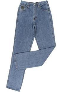 Calça Jeans Cinch Green Label Masculina - Masculino-Azul