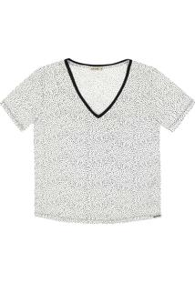 Blusa Dzarm Branca