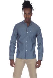 Camisa Levi'S Mandarin One Pocket - M