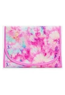 Nécessaire Hotel Estampa Tie Dye | Accessories | Rosa | U