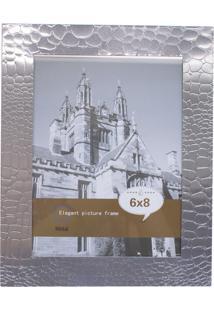 Porta Retrato Minas De Presentes Alumínio Prateado - Kanui