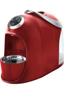 Cafeteira Expresso Versa S20 Reservatório De Água 1.2L 1050W Vermelha Três Corações 220V