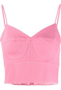 Seen Users Bustier - Rosa