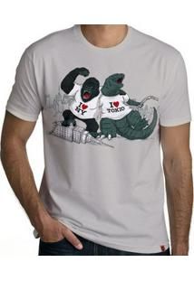 Camiseta Kaijus