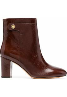 Tila March Ankle Boot Bonnie - Vermelho