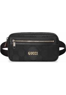 Gucci Pochete Off The Grid Gg - Preto