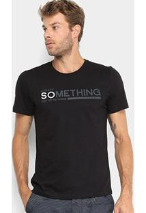 Camiseta Sommer Estampada Masculina - Masculino