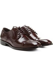 Sapato Social Shoestock Sola Couro - Masculino