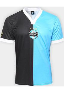 Camisa Grêmio Réplica 2007 Masculina - Masculino