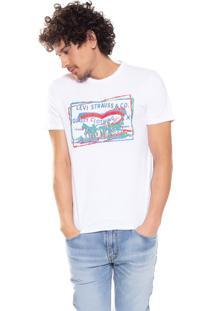 Camiseta Levis Logo 2 Horse Color - Xl