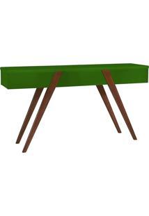 Aparador Floyd 3 Gavetas Verde - Tommy Design