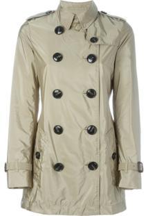 ... Burberry Trench Coat Impermeável Com Cinto - Nude   Neutrals a5c8489b916