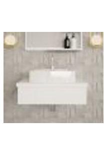 Gabinete De Banheiro Tour I Branco