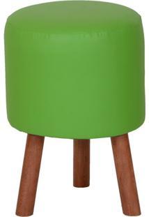 Puff Round Verde