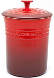 Porta Mantimentos Médio Vermelho Le Creuset