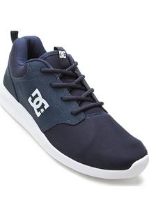 Tênis Dc Shoes Midway Masculino - Masculino-Marinho