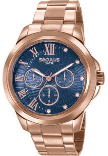 Relógio Seculus Feminino 28970Lpsvrs1